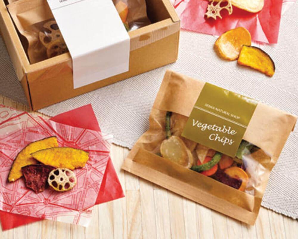 Bolsas de Embalaje para Frutas secas con label y ventana