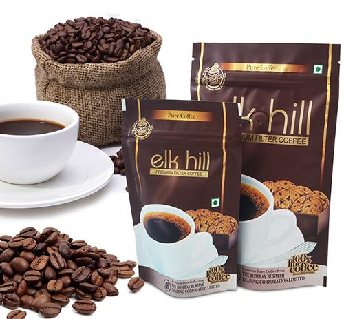 Bolsas de café