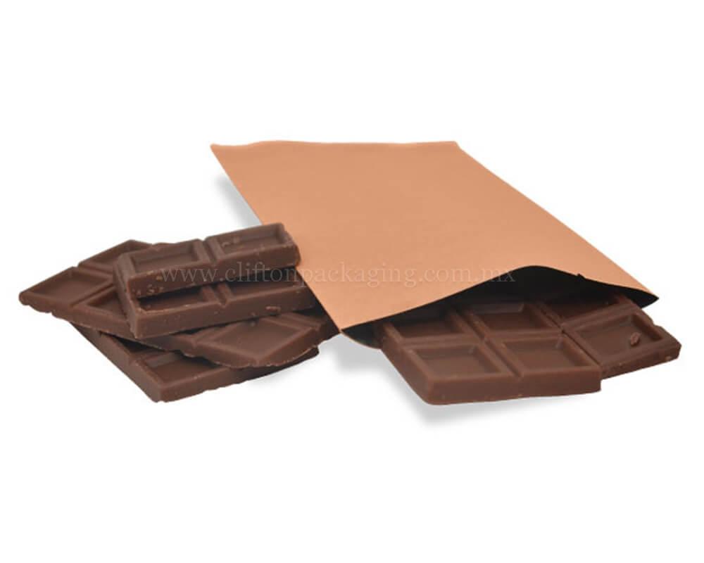 Empaques para barras de granola,