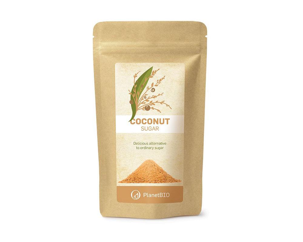 doypack de azúcar de coco